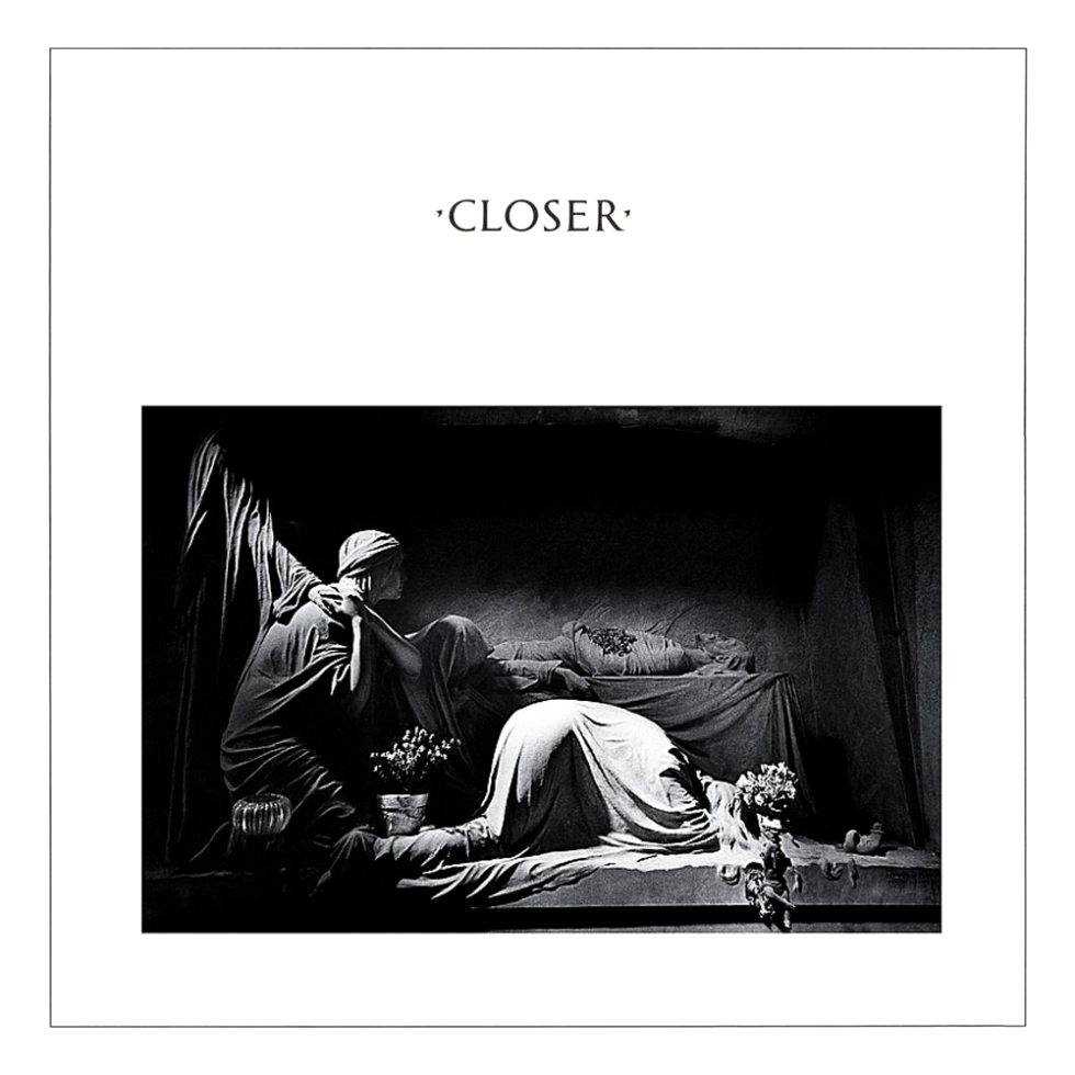 Joy Division - Closer Cover