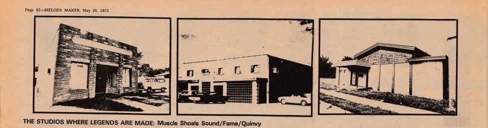 Muscle Shoals Studios